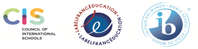 CIS, Label France Education and SEA logos